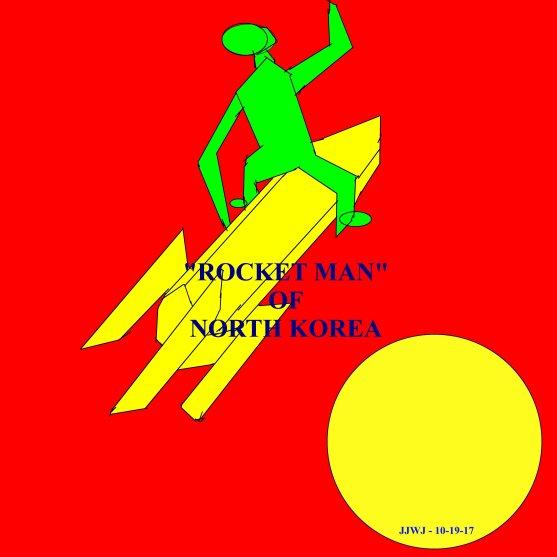 09-19-2017 Rocket Man of NOKO