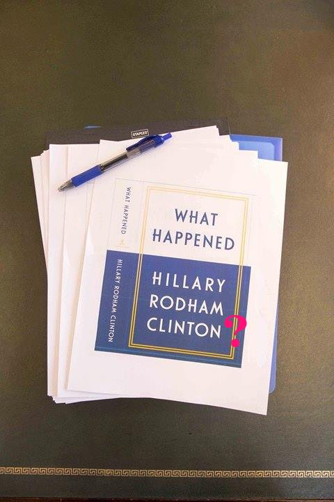 what happened hillary