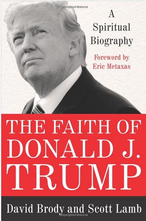 Faith of DJT cover