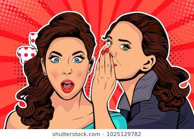 woman-whispering-gossip-secret-her-260nw-1025129782
