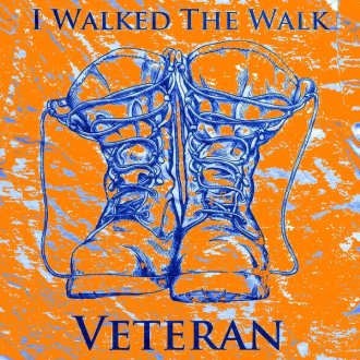boots in orange
