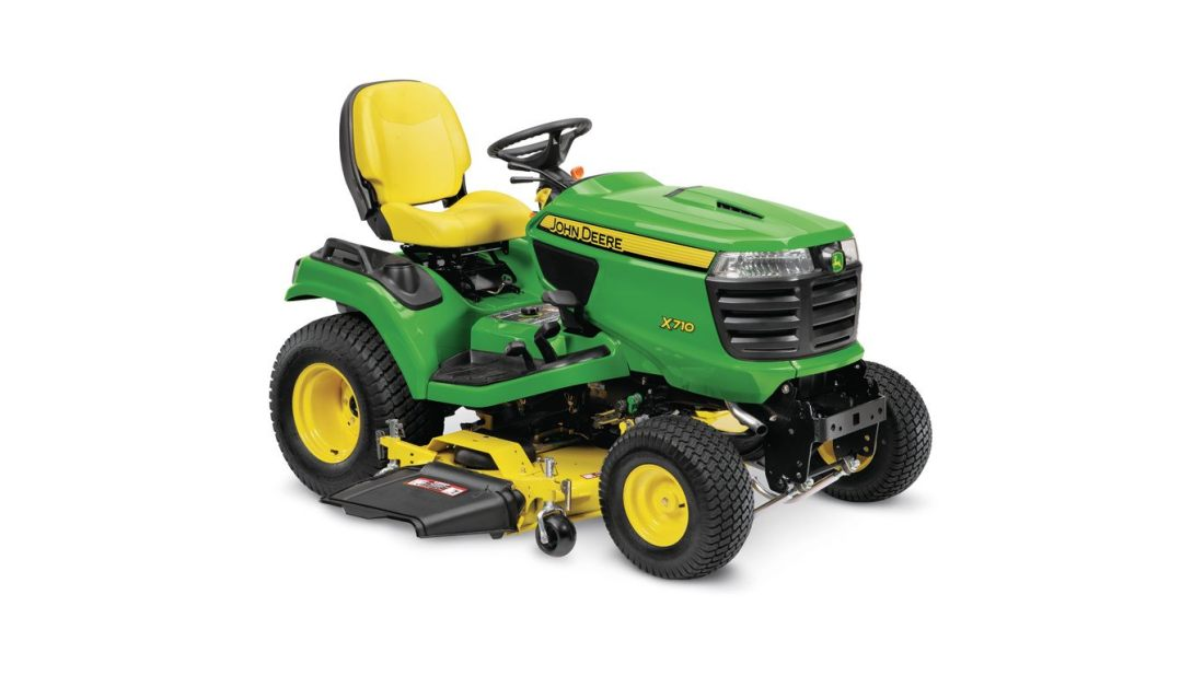 jd riding mower