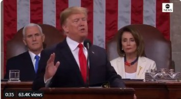 SOTU 2019 President Trump
