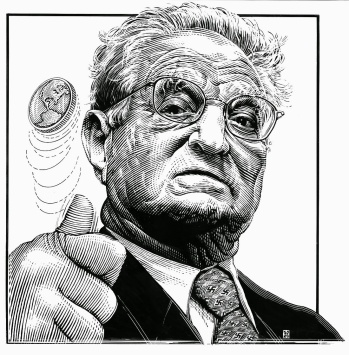 George Soros Art