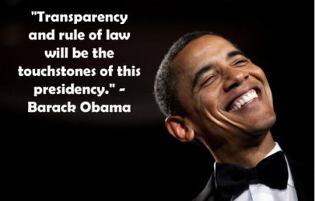 Obamatransparency