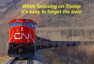 Trump Train 1