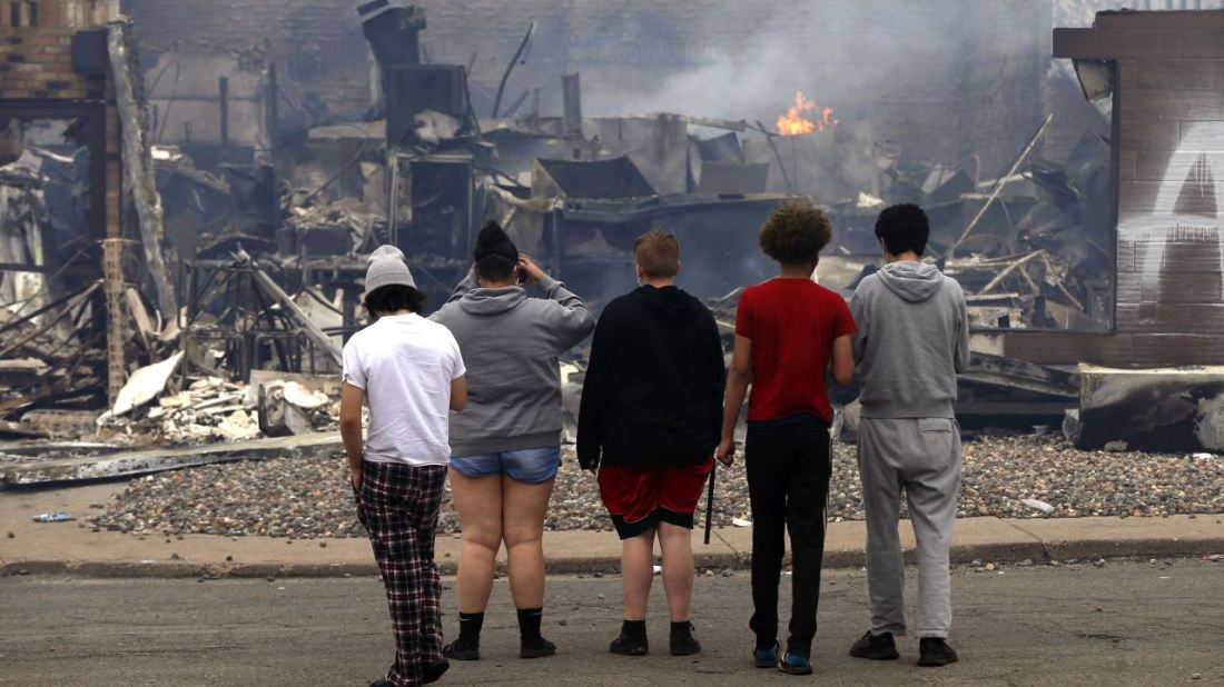 minnesota after the violence of 2020